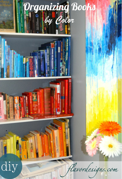How to Organize Books