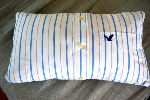 Shirt to Pillow