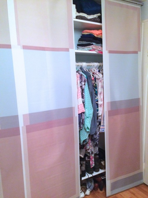 Ikea Closet Solution